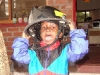 trying-a-firefighter-helmet-donated-by-burlington-fire-department